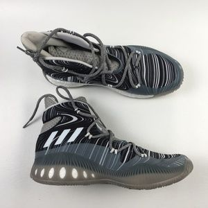 Adidas Gray Crazy Explosive X0314716